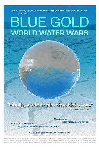 Blue Gold: World Water Wars Masterprint