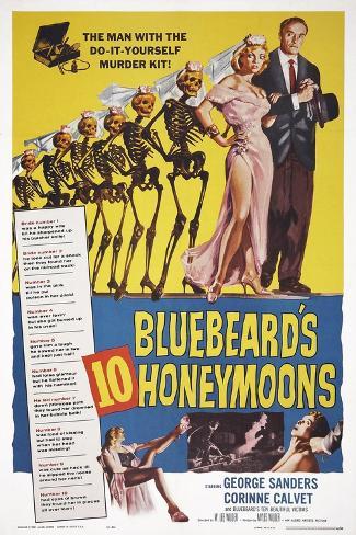 Bluebeard's Ten Honeymoons Impressão artística