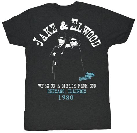 Blues Brothers - BBx3 T-Shirt