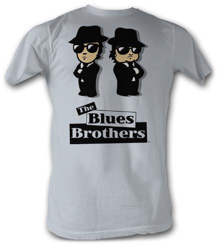 Blues Brothers - Blue Avatars T-Shirt