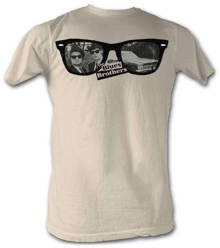 Blues Brothers - Glasses Blues T-Shirt