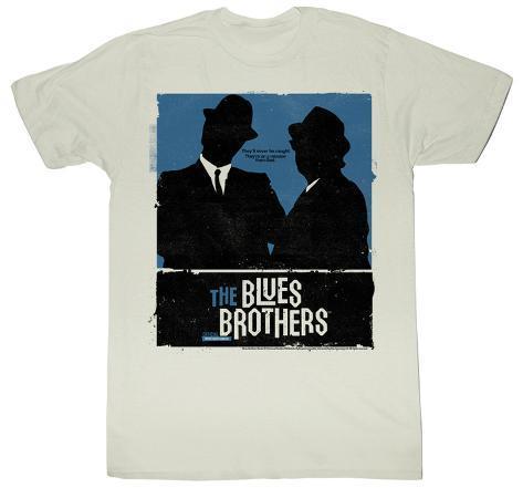 Blues Brothers - Minimalism T-Shirt