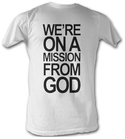 Blues Brothers - Mission From God T-Shirt