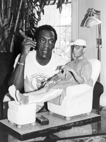 Bill Cosby - 1986 Photographic Print