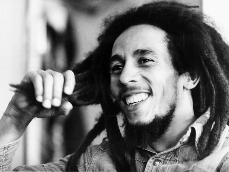 Bob Marley, 1978 Photographic Print