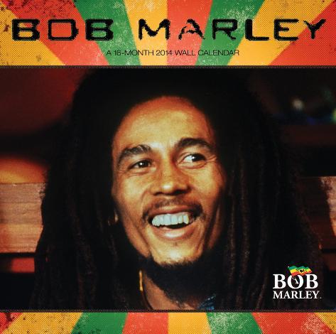 Bob Marley - 2014 Calendar Calendars