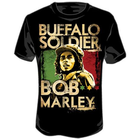 Bob Marley - Buffalo Soldier T-Shirt