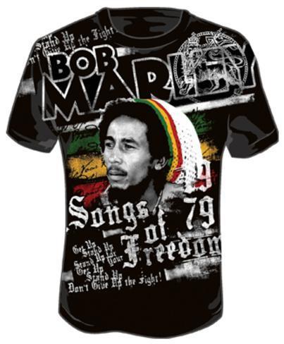 Bob Marley - Freedom T-Shirt