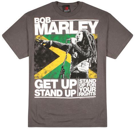 Bob Marley - Get Up Stand Up T-Shirt