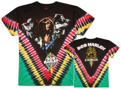 Bob Marley - Perform T-Shirt