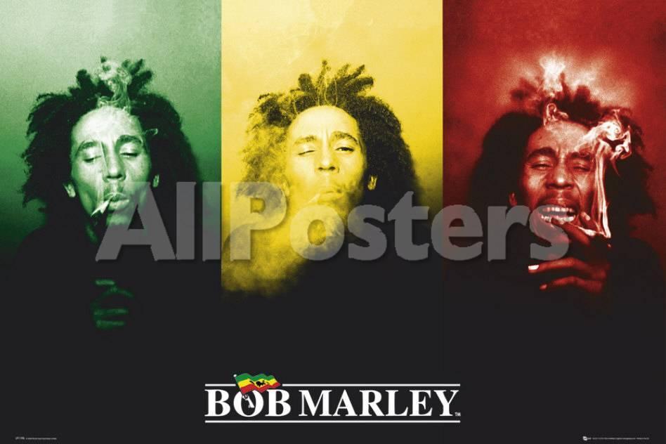 Bob Marley Pósters en AllPosters.es