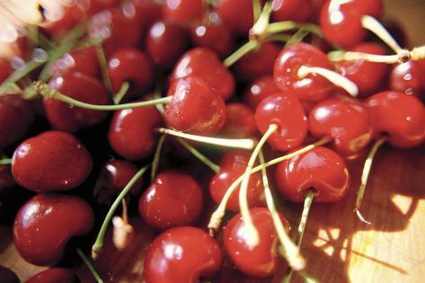 Cherries II Valokuvavedos