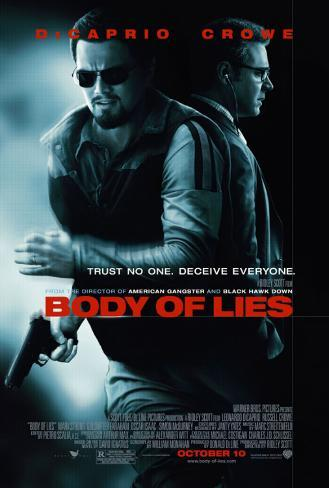 Body of Lies Masterprint