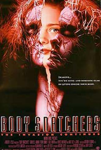 Bodysnatchers Original Poster