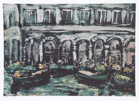 Venice in Spring Limited Edition