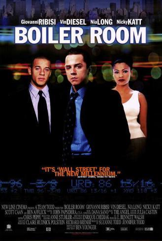 Boiler Room Poster