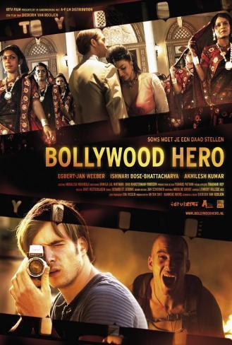 Bollywood Hero Poster