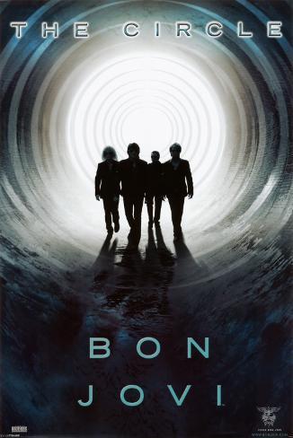 Bon Jovi - the Circle Poster