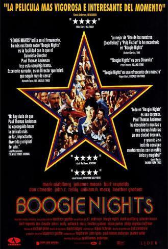 Boogie Nights: Prazer Sem Limites Pôster