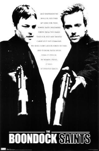 Boondock Saints - Shepherd Poster