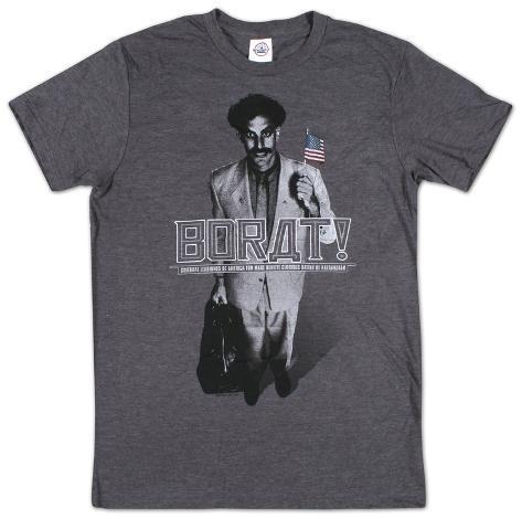 Borat - Movie Poster T-Shirt