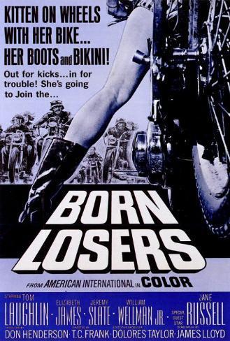Born Losers Poster