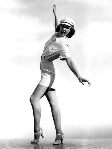 Born to Dance, Eleanor Powell, 1936 Fotografía