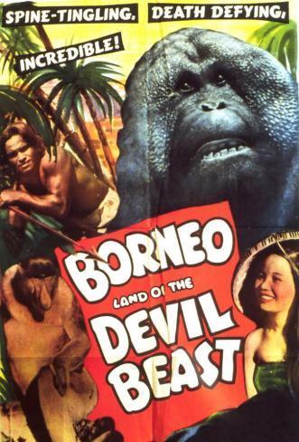 Borneo Masterprint