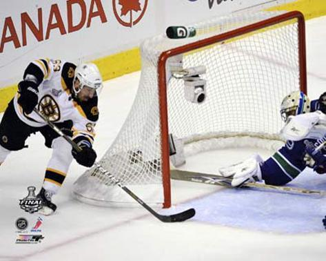 Boston Bruins - Brad Marchand Goal Photo