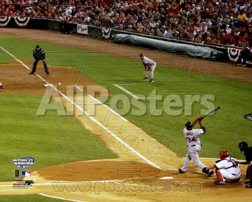Boston Red Sox - David Ortiz Photo Photo at AllPosters.com