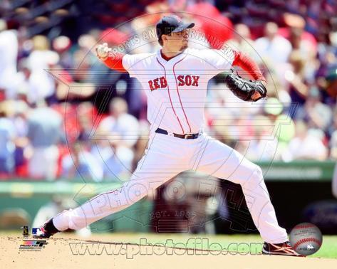 Boston Red Sox - Josh Beckett Photo Photo