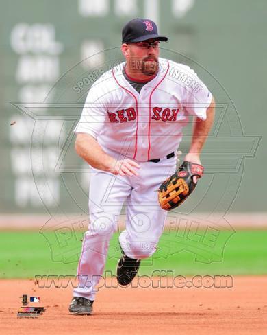 Boston Red Sox - Kevin Youkilis Photo Photo