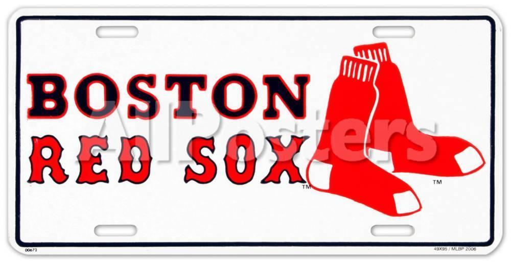 Boston Red Sox Carteles metálicos en AllPosters.es
