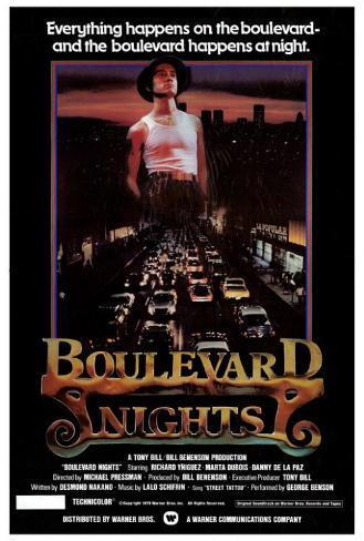 Boulevard Nights Stampa master