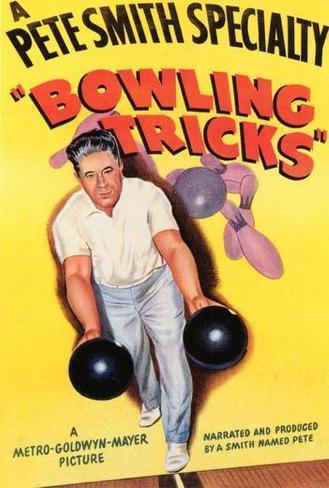 Bowling Tricks Poster