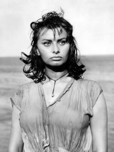 boy on a dolphin sophia loren 1957 photo at allposters com