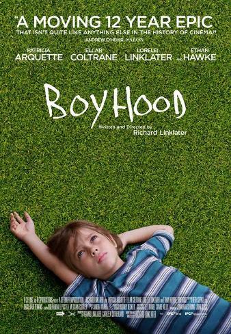 Boyhood Masterprint
