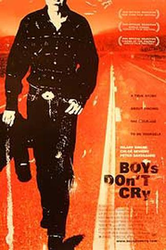 Boys Don't Cry Original Poster