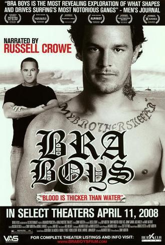 Bra Boys Poster