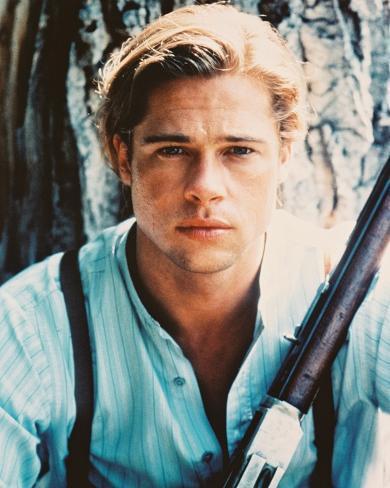 Brad Pitt: Leyendas de pasión Fotografía