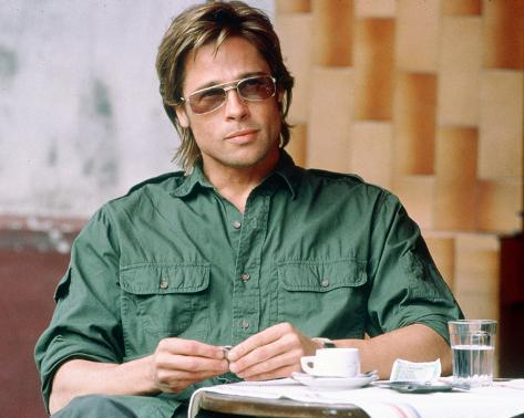 Brad Pitt - Spy Game Photo