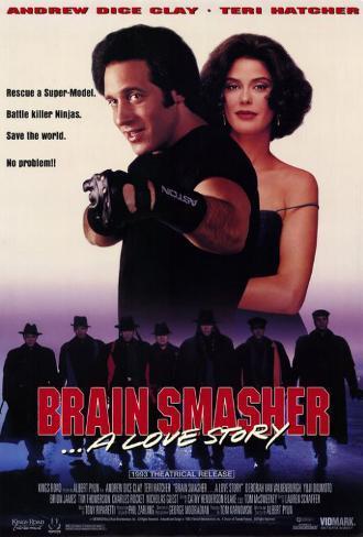 Brain Smasher ... A Love Story Masterprint