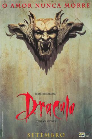 Bram Stoker's Dracula - Brazilian Style Poster