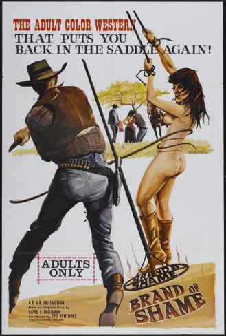 Brand of Shame Poster