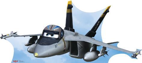 Bravo - Disney's Planes Movie Lifesize Standup Cardboard Cutouts