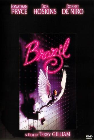 Brazil - Spanish Style Poster