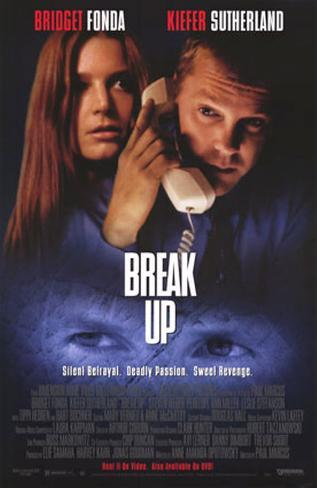 Break Up Poster