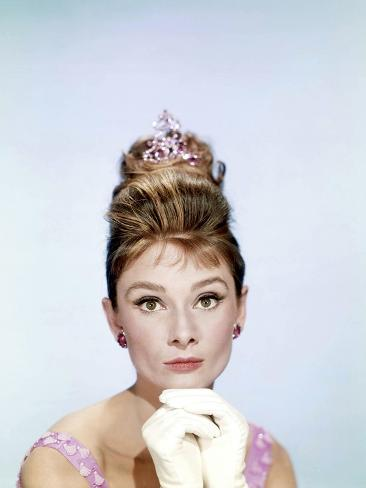 Breakfast at Tiffany's 1961 Directed by Blake Edwards Audrey Hepburn Photo