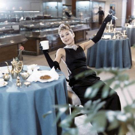 Breakfast at Tiffany's 1961 Directed by Blake Edwards Audrey Hepburn 写真