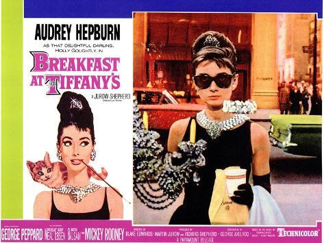 Breakfast At Tiffany's, 1961 Impressão artística